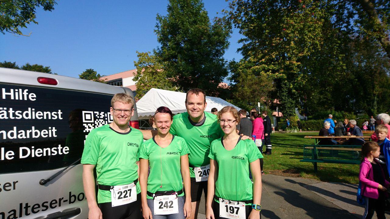 40. Internationaler Altenaulauf in Borken