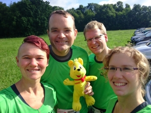 40. Intern. Volkslauf in Vinsebeck