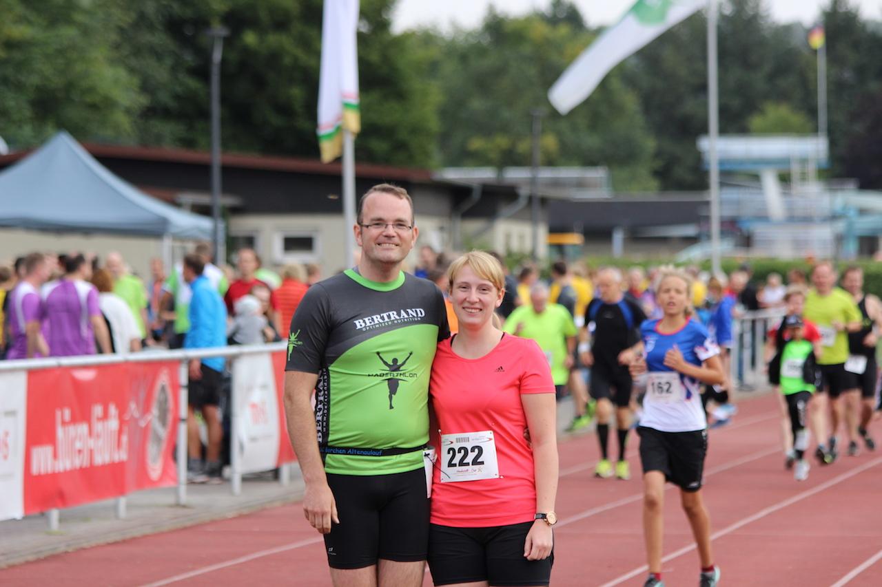 Paderthlon - Lauf